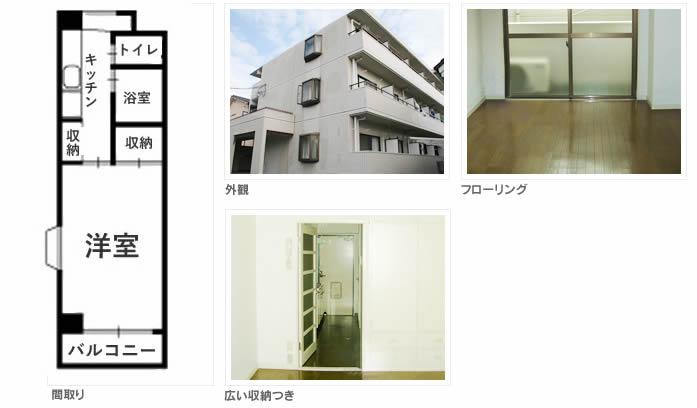 Dorm KawaharaⅠ