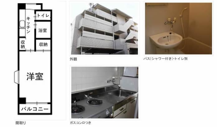 Dorm KawaharaⅡ